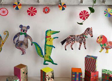 Birthdays - Cut and Make Animal Puppets - WINI-TAPP