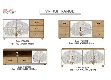 Console tables - VRIKSH - INDIAN FACTORY