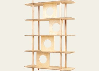 Bookshelves - Frame Shelf (L) - HOPY&POLA