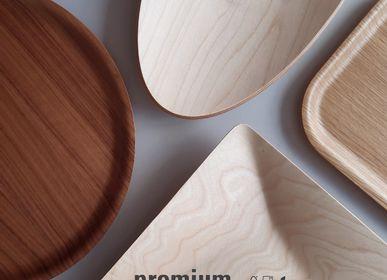 Objets de décoration - Plateaux et bols haut de gamme - ATIYA TRAYS