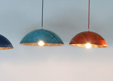 Objets de décoration - Suspension upcycling - MOOGOO CREATIVE AFRICA