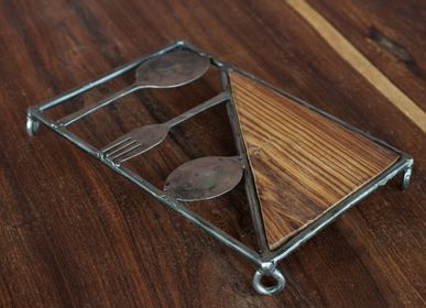 Decorative objects - recup trivet - MOOGOO CREATIVE AFRICA