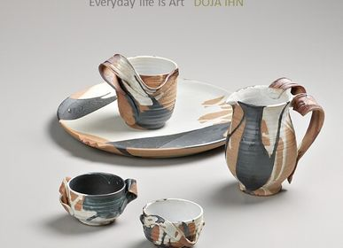 Mugs - NEOUL- Tableware set for 1 person - DOJA IHN