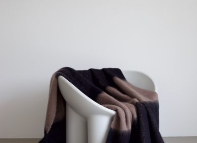 Throw blankets - Blanket Wool - STUDIO RO SMIT