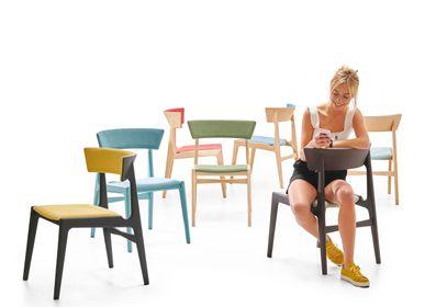 Chaises pour collectivités - Chaise Smile - SANCAKLI DESIGN