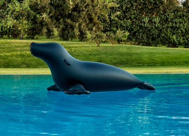 Verandas - Black Inflatable Seal - PIGRO FELICE