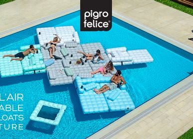 Lounge chairs - The Platform - PIGRO FELICE