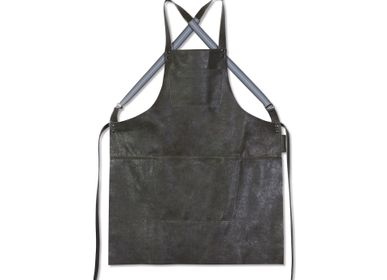 Aprons - Suspender Aprons | Vintage Leather (Full Grain) - DUTCHDELUXES