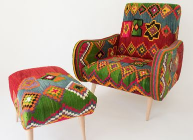 Poufs - Pouf Tabarka - ROCK THE KASBAH