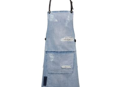 Barbecues - Tabliers style barbecue | Denim vieilli - DUTCHDELUXES