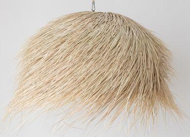 Hanging lights - Palm Tree Half Ball Pendant - ROCK THE KASBAH