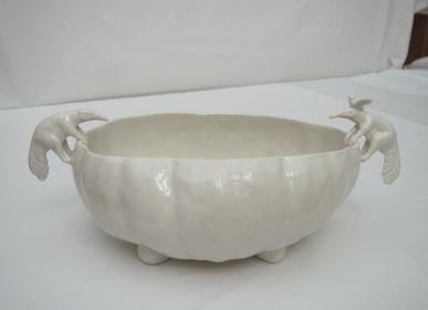 Design objects - Salad bowl Anteater - YUKIKO KITAHARA