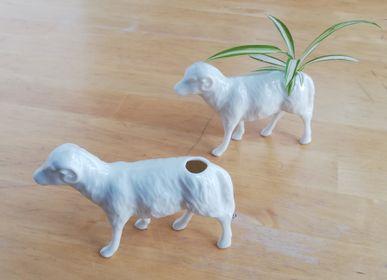 Céramique - Mini vase à fleurs Ram - YUKIKO KITAHARA