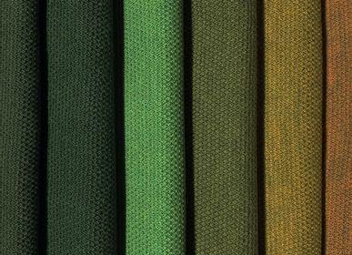 Scarves - Scarf 100% Merino Wool Green - MONTÓN DE TRIGO MONTÓN DE PAJA