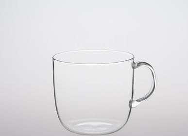 Mugs - Glass Cappuccino Mug 680ml - TG