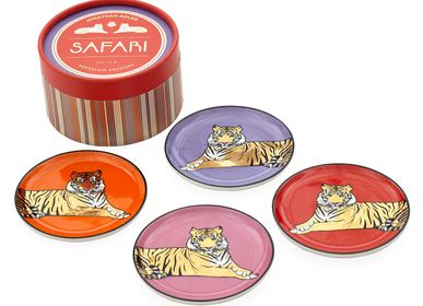 Decorative objects - SAFARI COASTER SET - JONATHAN ADLER
