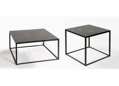 Tables for hotels - COFFEE TABLE STANFIELD-4A1 - CRISAL DECORACIÓN