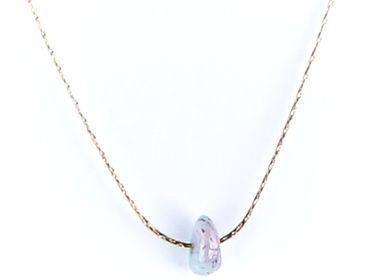 Jewelry - Tourmaline simple necklace - LITCHI