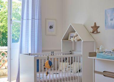 Chambres d'enfants - Cabane - version tête de lit CELESTE - GALIPETTE