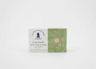 Savons - Le Relaxant | savon camphre - REINE MÈRE