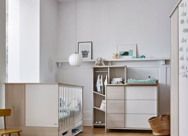Children's bedrooms - Large bookcase (available in two colors) SACHA - GALIPETTE