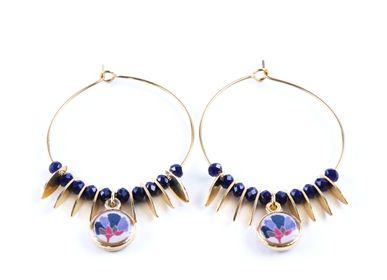 Jewelry - Belles vagabondes Hoop Earrings - LITCHI