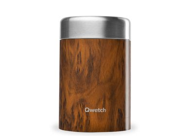 Canning - Boîte repas Wood  - QWETCH