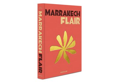 Decorative objects - Marrakech Flair - ASSOULINE