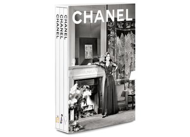 Objets de décoration - Chanel Set of 3: Fashion, Jewelry & Watches, Perfume & Beauty - ASSOULINE