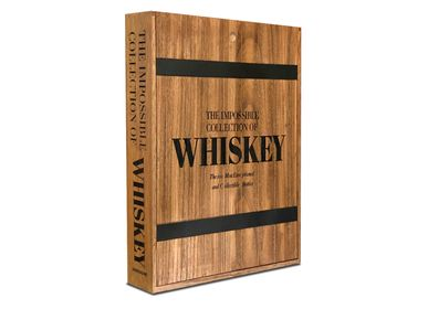 Objets de décoration - The Impossible Collection of Whiskey - ASSOULINE