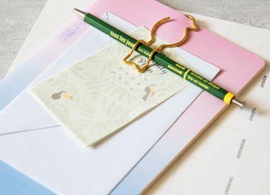 Autre fourniture bureau - Les Clippens - Trombone porte-crayon - PA DESIGN