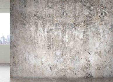 Chambres d'hôtels - AH 33 | Papier Peint Artisanal - AFFRESCHI & AFFRESCHI