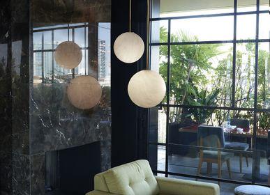Hanging lights - Mineral Tige hanging lamp - SLIDE