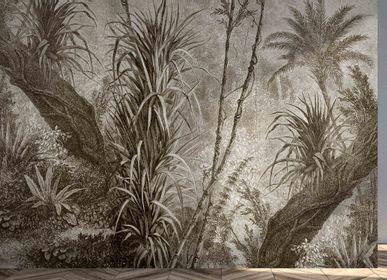 Chambres d'hôtels - AH 104 | Papier Peint Artisanal - AFFRESCHI & AFFRESCHI