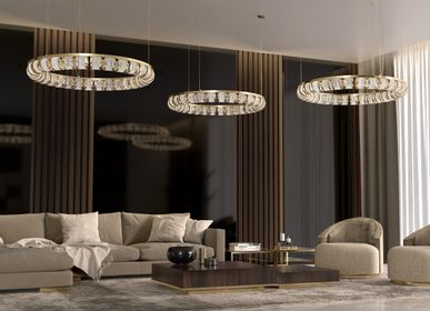 Chambres d'hotels - Suspension de Leviev - CASTRO LIGHTING