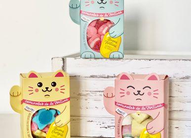 Objets design - Fortune Gummies - Maneki Nekos - DESIGNER SOUVENIRS