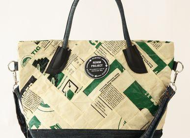 Sacs / cabas - MELROSE Patchwork Tote Bag - RENIM PROJECT