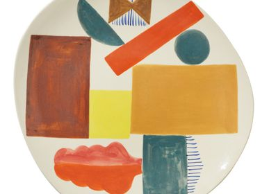 Plats/saladiers - Bow & Oval Platter - DONNA WILSON