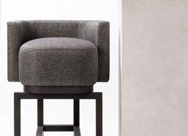Design objects - LLOYD HIGH CHAIRS - GIOBAGNARA