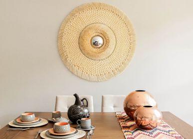 Objets de décoration - Miroir Palm Sun - WOLOCH COMPANY