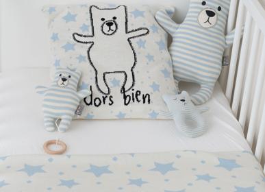 Toys - Sevira Kids Cotton Knit Rattle - Various Colours Available - SEVIRA KIDS