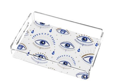 Trays - Spirit Eye Aycrilic Tray - FERN&CO.