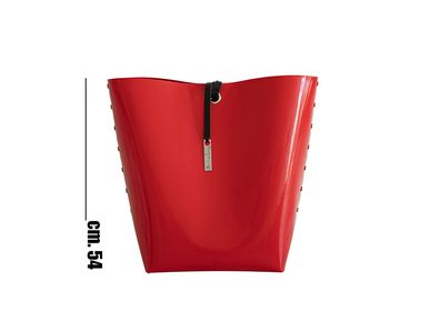 Laundry basket -  Set of Leather basket in plastic - DAMPAÌ