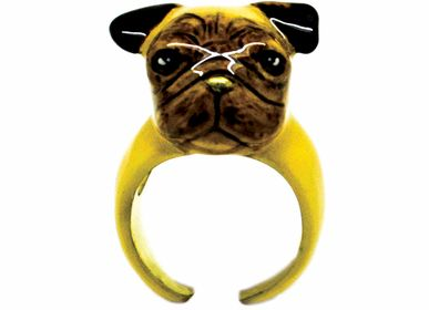Jewelry - Original Pug Ring - MONVATOO LONDON