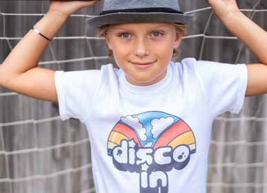 Mode enfantine - TSHIRT KIDS DISCO IN - FABULOUS ISLAND LTD