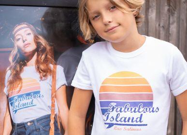 Children's apparel - TSHIRT KIDS LAS SALINAS - FABULOUS ISLAND LTD
