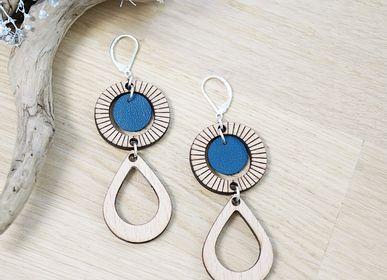 Jewelry - Ethnic Earrings - NI UNE NI DEUX BIJOUX