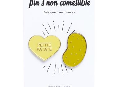 Mode enfantine - Pin's PETITE PATATE - FÉLICIE AUSSI