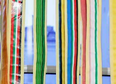 Outdoor fabrics - Cortina flecos sarape - TIENDA ESQUIPULAS