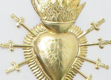 Miroirs - Coeur sept épées  - TIENDA ESQUIPULAS